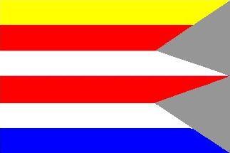 Nižný Orlík vlajka